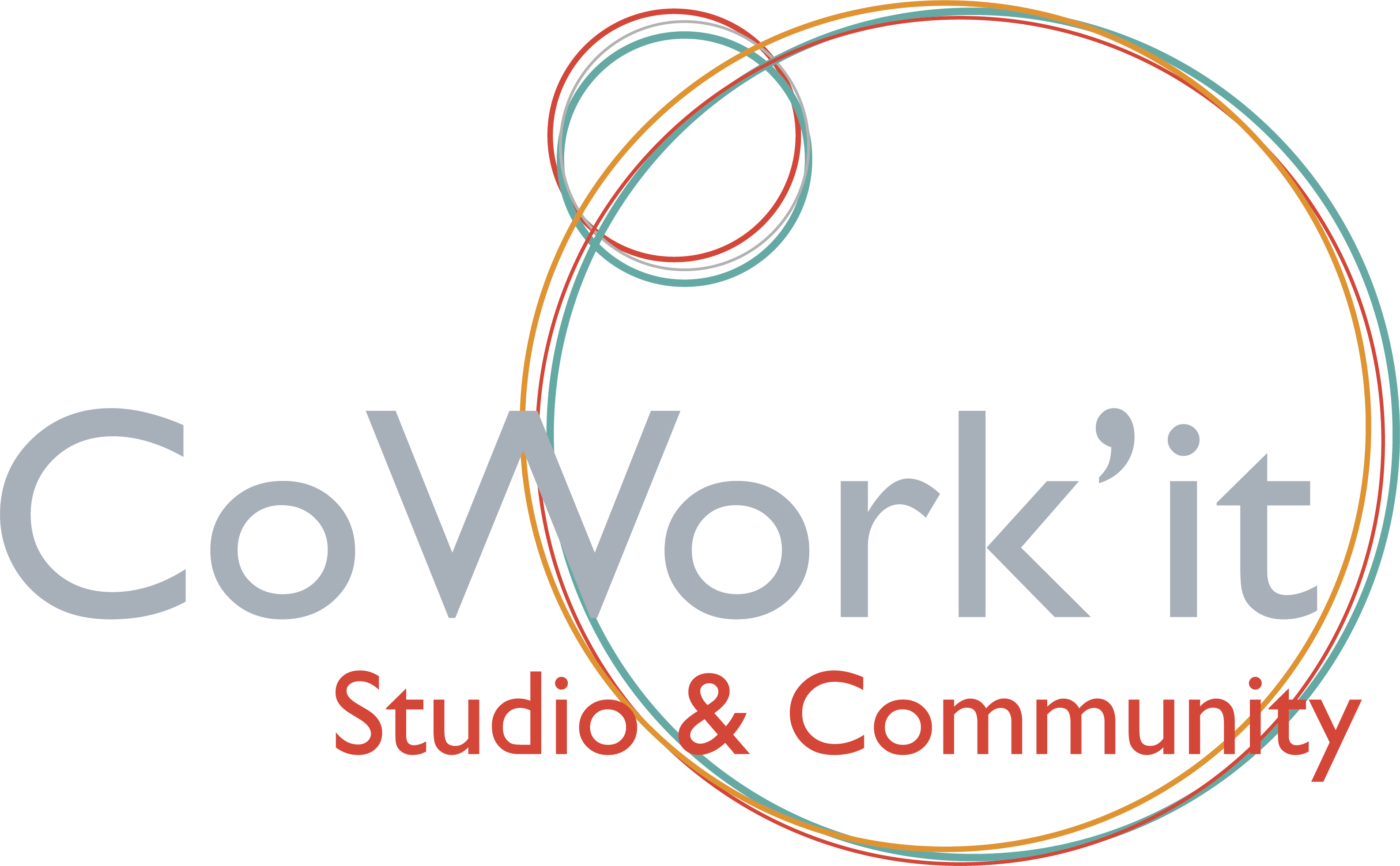 Logo de Cowork'it
